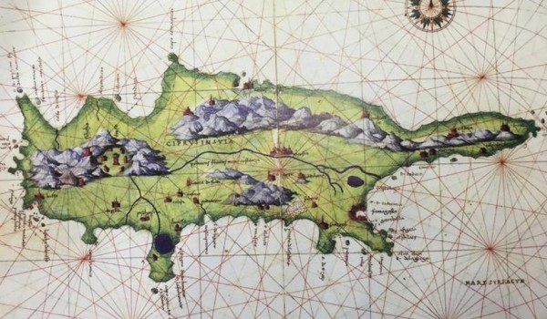 «Путешествие от и до Византии» — выставка в Пафосе