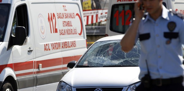В городе Суруч на границе с Сирией прогремел взрыв